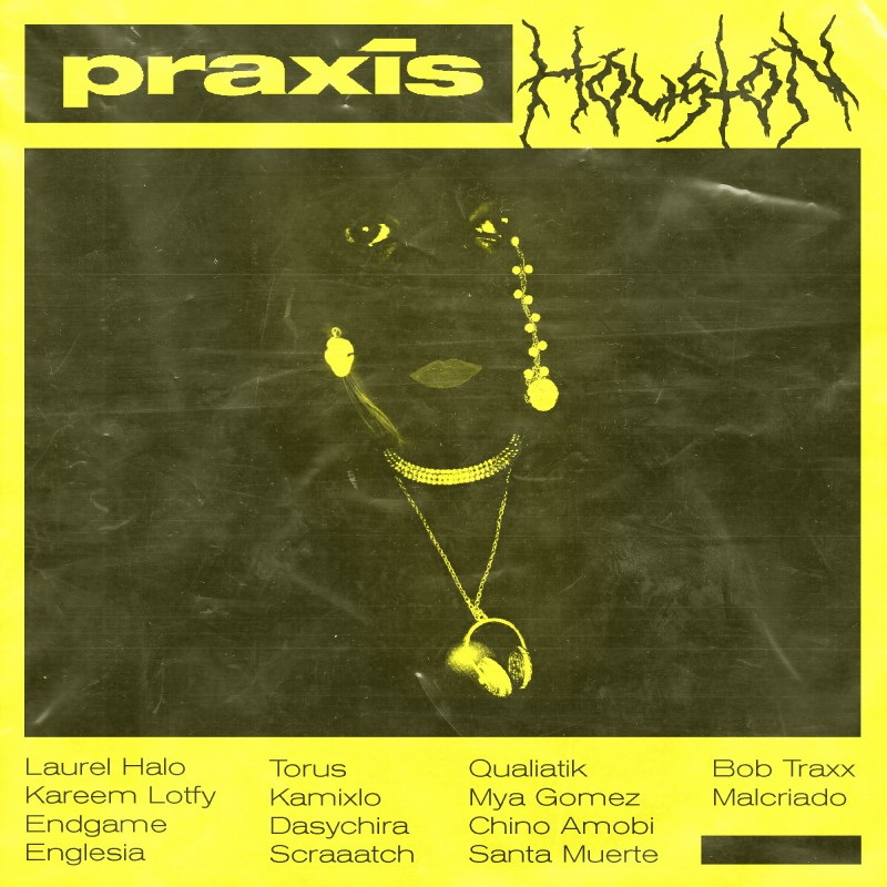 praxis houston, laurel halo, houston