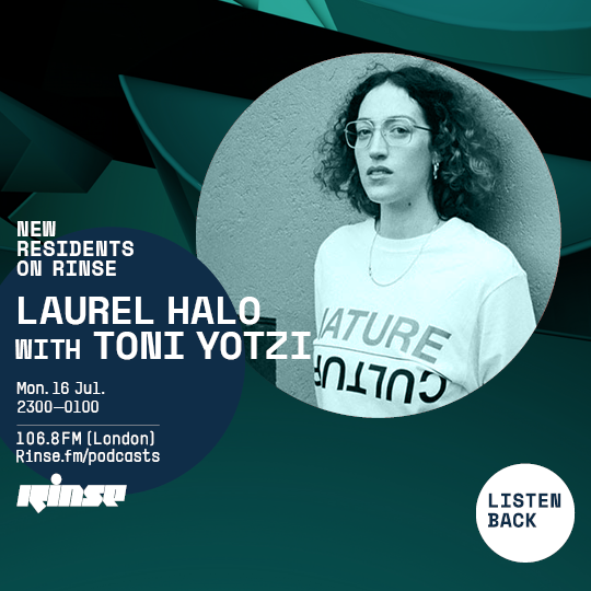 Rinse.FM Residency #2 with Toni Yotzi