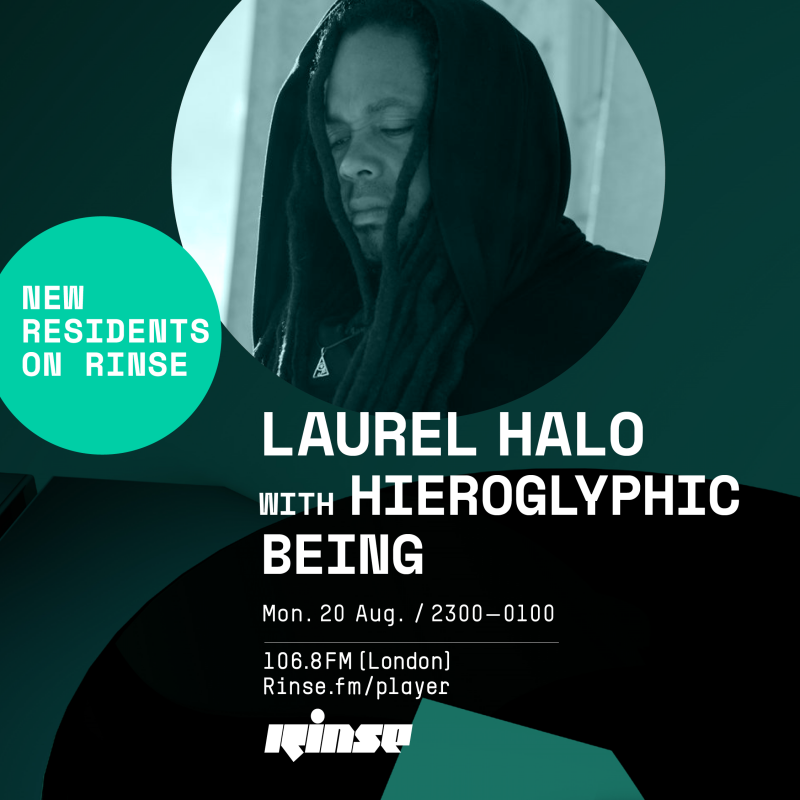 Rinse.FM Residency #3 with Hieroglyphic Being