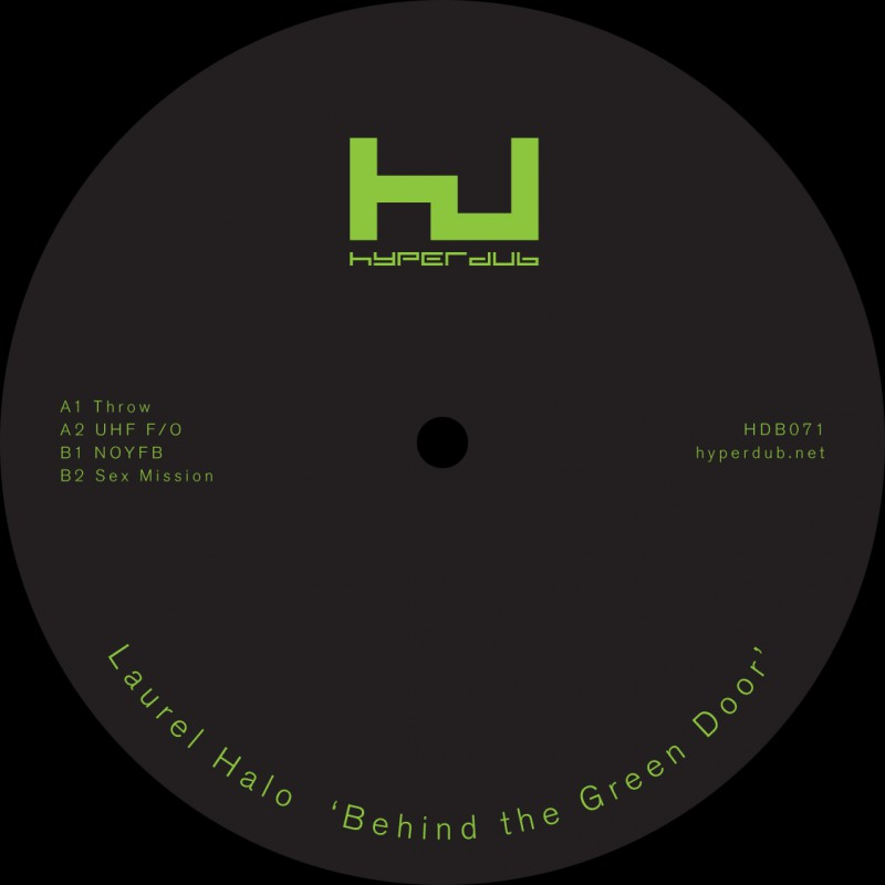 "Behind The Green Door <p>2013, <a href=""http://www.hyperdub.net/releases/view/230/HDB071"">Hyperdub</a></p>"
